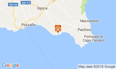Carte Ispica Villa 113249