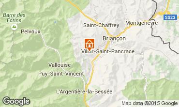 Carte Briançon Chalet 33866
