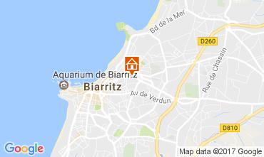 Carte Biarritz Appartement 105192