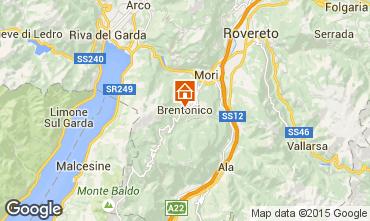 Carte Riva del Garda Appartement 29212