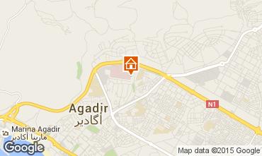Carte Agadir Villa 61259