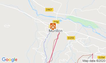 Carte Morillon Grand Massif Chalet 40631