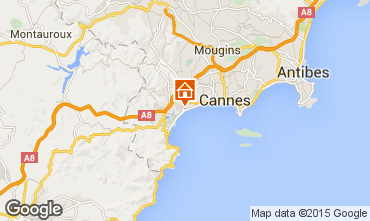 Carte Cannes Studio 5505