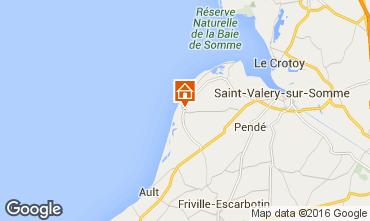 Carte Cayeux-sur-Mer Maison 81293