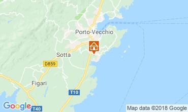 Carte Porto Vecchio Appartement 116785