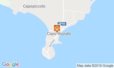 Carte Isola di Capo Rizzuto Appartement 118989