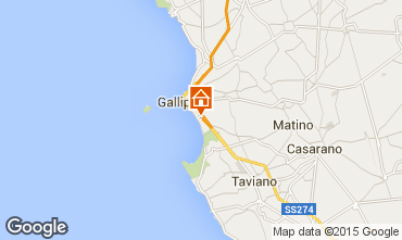 Carte Gallipoli Villa 99290