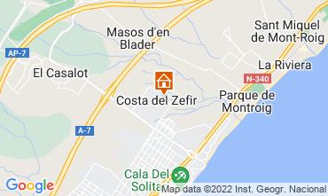 Carte Miami Playa Maison 102935