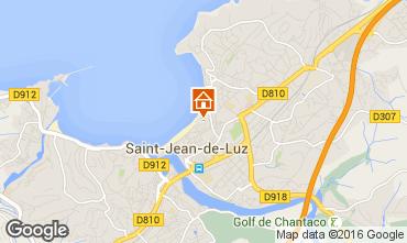 Carte Saint Jean de Luz Appartement 76153