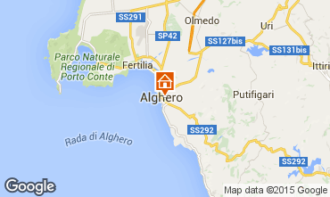 Carte Alghero Appartement 78463