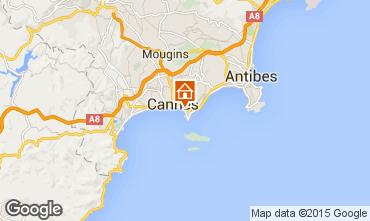 Carte Cannes Studio 69173