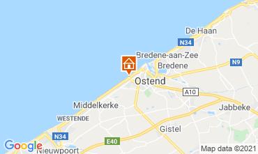Carte Ostende Studio 9588