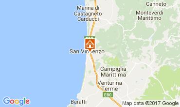 Carte San Vincenzo Villa 108891