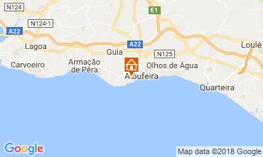 Carte Albufeira Appartement 113722