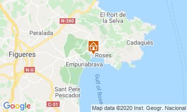 Carte Rosas Appartement 68588