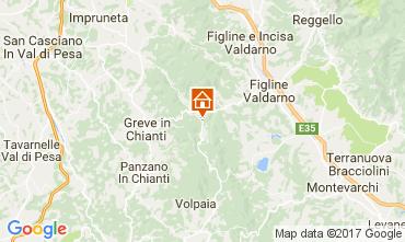 Carte Greve in Chianti Appartement 104392