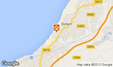 Carte Biarritz Appartement 67987