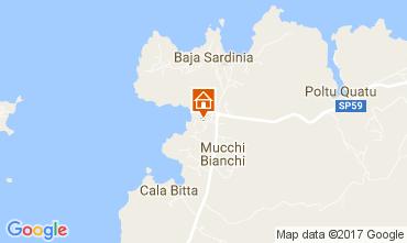 Carte Baja Sardinia Appartement 97464