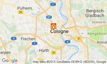 Carte Cologne Appartement 107317