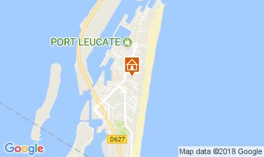 Carte Port Leucate Appartement 113275