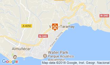 Carte Almuñecar Appartement 115717