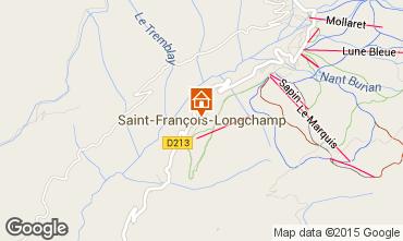Carte Saint François Longchamp Appartement 67175