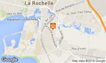 Carte La Rochelle Villa 101404