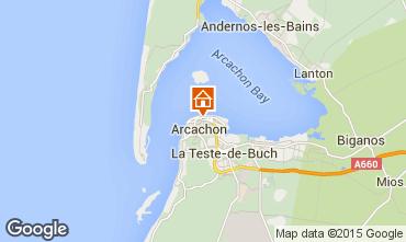 Carte Arcachon Appartement 75914