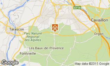 Carte Saint R�my de Provence Appartement 98986