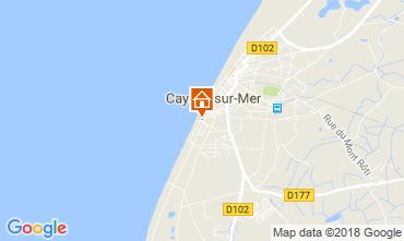 Carte Cayeux-sur-Mer Appartement 114841