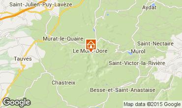 Carte Le Mont Dore Maison 3880