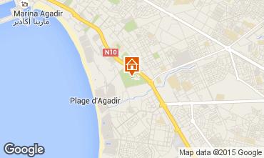 Carte Agadir Appartement 53831