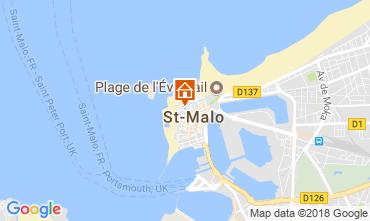 Carte Saint Malo Studio 7565