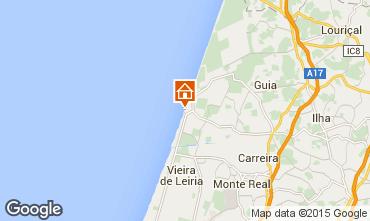 Carte Praia do Pedrog�o Appartement 84912