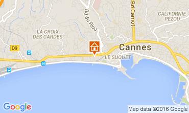 Carte Cannes Appartement 104812