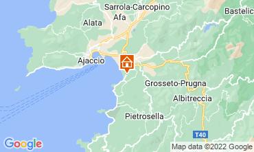 Carte Ajaccio Appartement 99887