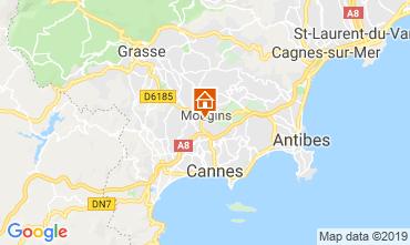 Carte Cannes Maison 119997