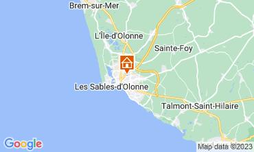 Carte Olonne sur Mer Maison 115957