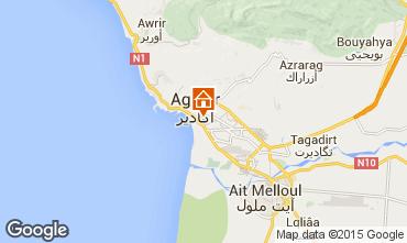 Carte Agadir Appartement 95005