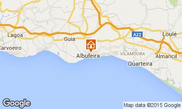 Carte Albufeira Appartement 70872
