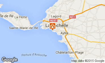 Carte La Rochelle Appartement 23623