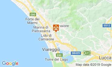Carte Camaiore Villa 107102