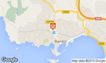 Carte Bandol Studio 8625