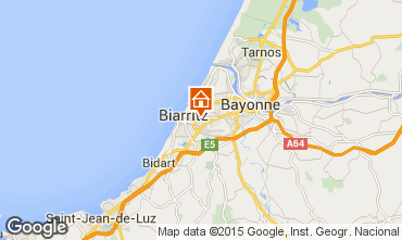 Carte Biarritz Maison 76123
