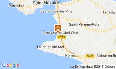 Carte Saint Michel Chef Chef Gite 112642