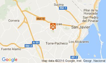 Carte San Javier Appartement 106223