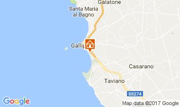 Carte Gallipoli Appartement 92227