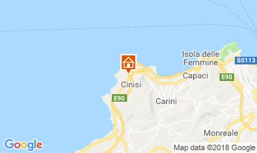 Carte Cinisi Villa 117095