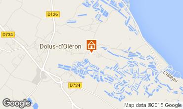 Carte Dolus d'Oléron Maison 75364