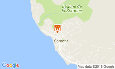 Carte La Somone Villa 113751